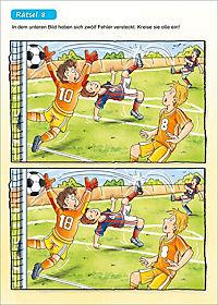 Bunter Rätselspaß Fußball - Produktdetailbild 1