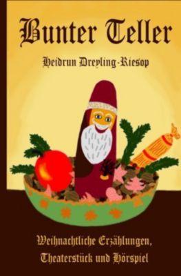 Bunter Teller - Heidrun Dreyling-Riesop |