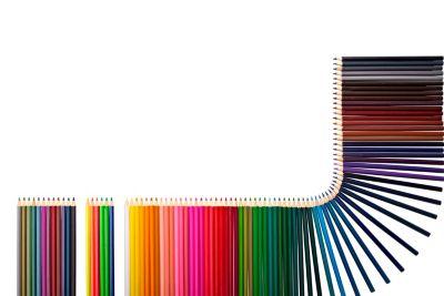 Buntstifte-Set XL,  90 Teile