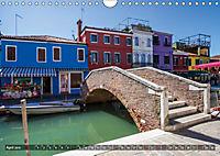 BURANO Charmante und farbenfrohe Insel (Wandkalender 2019 DIN A4 quer) - Produktdetailbild 4