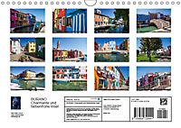 BURANO Charmante und farbenfrohe Insel (Wandkalender 2019 DIN A4 quer) - Produktdetailbild 13