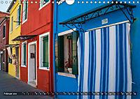 BURANO Charmante und farbenfrohe Insel (Wandkalender 2019 DIN A4 quer) - Produktdetailbild 2