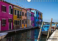 BURANO Charmante und farbenfrohe Insel (Wandkalender 2019 DIN A4 quer) - Produktdetailbild 1