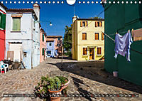 BURANO Charmante und farbenfrohe Insel (Wandkalender 2019 DIN A4 quer) - Produktdetailbild 5