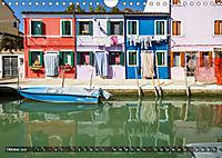 BURANO Charmante und farbenfrohe Insel (Wandkalender 2019 DIN A4 quer) - Produktdetailbild 10