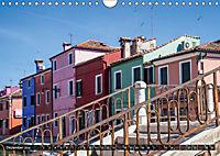 BURANO Charmante und farbenfrohe Insel (Wandkalender 2019 DIN A4 quer) - Produktdetailbild 12