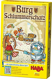 Burg Schlummerschatz (Kinderspiel) - Produktdetailbild 1