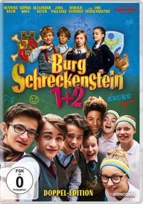 Burg Schreckenstein / Burg Schreckenstein 2, Burg Schreckenstein 1+2, 2dvd