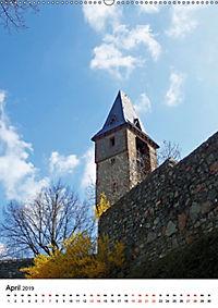 Burgen an der Bergstraße (Wandkalender 2019 DIN A2 hoch) - Produktdetailbild 4