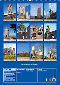 Burgen an der Bergstraße (Wandkalender 2019 DIN A2 hoch) - Produktdetailbild 13