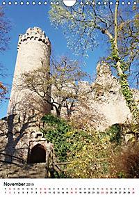 Burgen an der Bergstraße (Wandkalender 2019 DIN A4 hoch) - Produktdetailbild 11