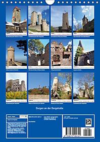 Burgen an der Bergstraße (Wandkalender 2019 DIN A4 hoch) - Produktdetailbild 13