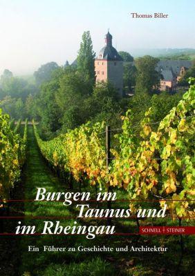 Burgen im Taunus und im Rheingau, Thomas Biller