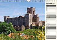 Burgen in Portugal (Wandkalender 2019 DIN A4 quer) - Produktdetailbild 12