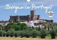 Burgen in Portugal (Wandkalender 2019 DIN A4 quer), k.A. LianeM
