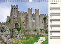 Burgen in Portugal (Wandkalender 2019 DIN A4 quer) - Produktdetailbild 2
