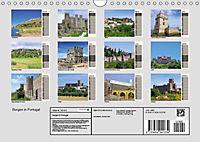 Burgen in Portugal (Wandkalender 2019 DIN A4 quer) - Produktdetailbild 13