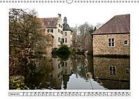 Burgen und Schlösser im nördlichen Ruhrgebiet (Wandkalender 2019 DIN A3 quer) - Produktdetailbild 2