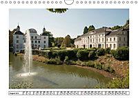 Burgen und Schlösser im nördlichen Ruhrgebiet (Wandkalender 2019 DIN A4 quer) - Produktdetailbild 8