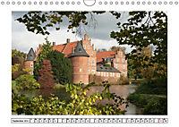 Burgen und Schlösser im nördlichen Ruhrgebiet (Wandkalender 2019 DIN A4 quer) - Produktdetailbild 9