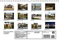 Burgen und Schlösser im nördlichen Ruhrgebiet (Wandkalender 2019 DIN A4 quer) - Produktdetailbild 13