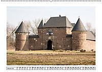 Burgen und Schlösser im nördlichen Ruhrgebiet (Wandkalender 2019 DIN A2 quer) - Produktdetailbild 1
