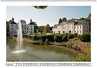Burgen und Schlösser im nördlichen Ruhrgebiet (Wandkalender 2019 DIN A2 quer) - Produktdetailbild 8