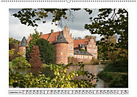 Burgen und Schlösser im nördlichen Ruhrgebiet (Wandkalender 2019 DIN A2 quer) - Produktdetailbild 9