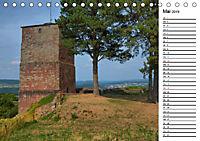 Burgen und Schlösser im Saarland (Tischkalender 2019 DIN A5 quer) - Produktdetailbild 5