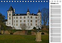 Burgen und Schlösser im Saarland (Tischkalender 2019 DIN A5 quer) - Produktdetailbild 10