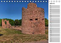Burgen und Schlösser im Saarland (Tischkalender 2019 DIN A5 quer) - Produktdetailbild 7