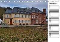 Burgen und Schlösser im Saarland (Tischkalender 2019 DIN A5 quer) - Produktdetailbild 2