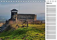 Burgen und Schlösser im Saarland (Tischkalender 2019 DIN A5 quer) - Produktdetailbild 3