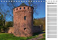 Burgen und Schlösser im Saarland (Tischkalender 2019 DIN A5 quer) - Produktdetailbild 9
