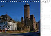 Burgen und Schlösser im Saarland (Tischkalender 2019 DIN A5 quer) - Produktdetailbild 11