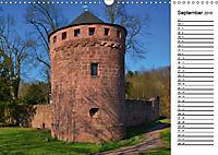 Burgen und Schlösser im Saarland (Wandkalender 2019 DIN A3 quer) - Produktdetailbild 5