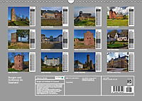 Burgen und Schlösser im Saarland (Wandkalender 2019 DIN A3 quer) - Produktdetailbild 8