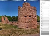 Burgen und Schlösser im Saarland (Wandkalender 2019 DIN A3 quer) - Produktdetailbild 7