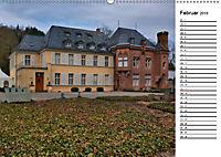 Burgen und Schlösser im Saarland (Wandkalender 2019 DIN A2 quer) - Produktdetailbild 2