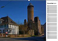 Burgen und Schlösser im Saarland (Wandkalender 2019 DIN A2 quer) - Produktdetailbild 11