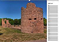Burgen und Schlösser im Saarland (Wandkalender 2019 DIN A2 quer) - Produktdetailbild 7