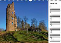 Burgen und Schlösser im Saarland (Wandkalender 2019 DIN A3 quer) - Produktdetailbild 1