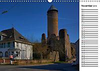 Burgen und Schlösser im Saarland (Wandkalender 2019 DIN A3 quer) - Produktdetailbild 11
