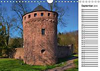 Burgen und Schlösser im Saarland (Wandkalender 2019 DIN A4 quer) - Produktdetailbild 9