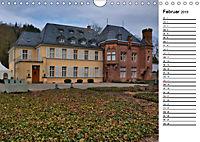 Burgen und Schlösser im Saarland (Wandkalender 2019 DIN A4 quer) - Produktdetailbild 2