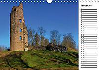 Burgen und Schlösser im Saarland (Wandkalender 2019 DIN A4 quer) - Produktdetailbild 1