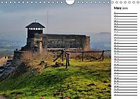 Burgen und Schlösser im Saarland (Wandkalender 2019 DIN A4 quer) - Produktdetailbild 3