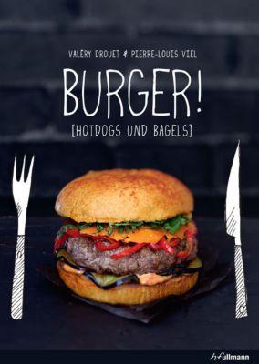 Burger! - Valéry Drouet pdf epub
