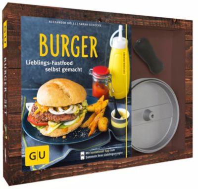 burger set buch von alexander d lle portofrei bei. Black Bedroom Furniture Sets. Home Design Ideas