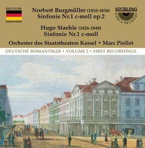 Burgmüller:Sinfonie 1, Piollet, Staatstheater Kassel